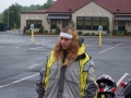 Kim Wartluft's Daughter - May 2003 Chapter Ride to Md. Chapt