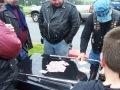 May 2003 Chapter Ride to Md. Chapter - Cards Being Dealt at