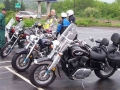May 2003 Chapter Ride to Md. Chapter Ready to Leave a