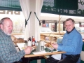 Breakfast Before The Ride April 19 2003